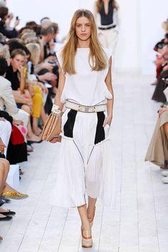 Chloé Spring 2012 Ready-To-Wear