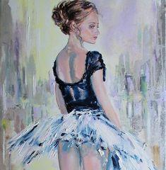 Original ballerina painting.ballerina oil painting,ballerina art,ballet dancer,ballerina wall art,ballet painting,ballerinas,pointe shoes