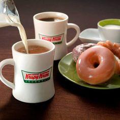 No sé ustedes, pero yo voy a iniciar el día con Krispy Kreme Mexico. :P~ ¡Buen martes para todos!