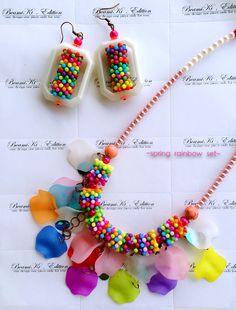 Spring Rainbow Set
