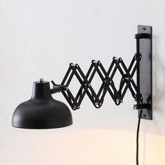 Wandleuchte Triangel - Eisen - Fashion For Home