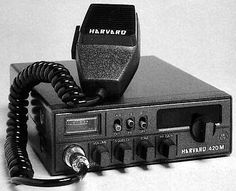 Breaker breaker anyone got their ears on? Over and out!  I have heard so many stories about my dad & his CB radio.