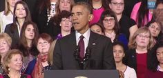 By Sarah Jean Seman, TownhallAt best, this was a slip of the tongue. During a speech in Rhode Island Friday, President Obama claimed that Americans do not want to become