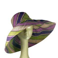 Afua: Raffia Hat...