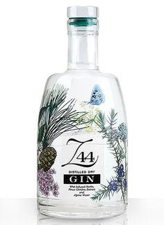 Roner Distillerie | Z44 Distilled Dry Gin | Termeno, Bolzano