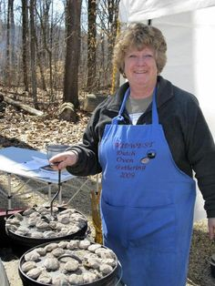 Great Dutch oven site.
