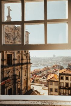 Looking out on Porto [Portugal] - Architecture and Urban Living - Modern and Historical Buildings - City Planning - Travel Photography Destinations - Amazing Beautiful Places Cool Places To Visit, Places To Travel, Places To Go, Holiday Destinations, Travel Destinations, Abandoned Warehouse, Centre Commercial, Portugal Travel, Travel Goals