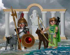 Ares y Artemis