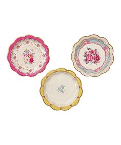 Look at this Truly Scrumptious Paper Plate - Set of 36 on #zulily today!