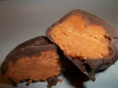 3 Ingredient Butterfingers. I never expected them to taste so close to the real thing, the flavor is spot on!