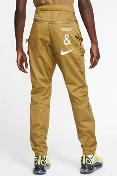 UNDERCOVER and Nike Debut Bold Collection: A new React Boot silhouette, multiple Air Max and a full set of apparel. Cargo Pants, Khaki Pants, Fishtail Parka, Nike Acg, Athleisure Wear, Blue Accents, Undercover, Hypebeast, Parachute Pants