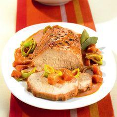 Een echte klassieker. Braadstuk Venison, Beef, Eat Smart, Meatloaf, Diet Recipes, Turkey, Low Carb, Favorite Recipes, Diners