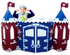 Neat-Oh! Knights Lifesize Castle by Neat-Oh! - $34.99
