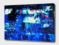 Discover «Blues», Limited Edition Canvas Print by Antonio Saraiva - From $59 - Curioos
