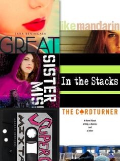 In the Stacks picks the Top 5 Teen Books Librarians Love #askalibrarian http://www.inthestacks.tv/2016/01/top-5-picks-hot-new-books/