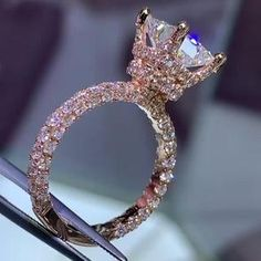 Stunning Custom Radiant Morganite Ring with Band With Double Under Halo and Diamond Prongs 💕 My absolute dream ring🤩 Dream Engagement Rings, Engagement Ideas, Wedding Engagement, Morganite Ring, Solitaire Ring, Morganite Engagement Rings, Ring Verlobung, Cute Jewelry, Beautiful Rings