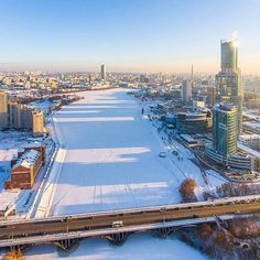 YEKATERINBURG, RUSSIA. #yekaterinburg #russia Photo Credit: @vasilyiakovlev  Chosen by : @toinou1375