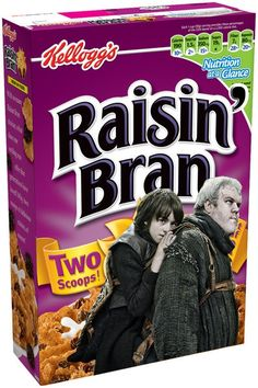 My favorite cereal!