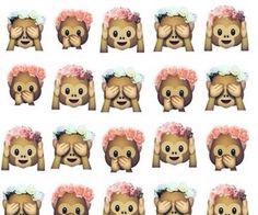 Smile picture   (Monkey !! Or Laná Del Rey? )