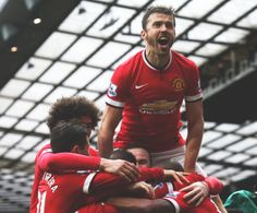 Michael Carrick and Manchester United