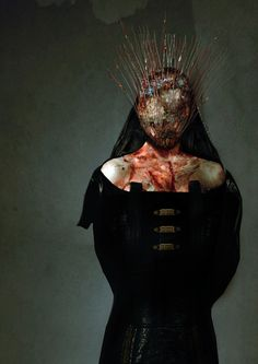 Arte Horror, Horror Art, Dark Fantasy Art, Paul Gerrard, Les Fables, Dark Creatures, Creepy Drawings, Monster Concept Art, Arte Obscura