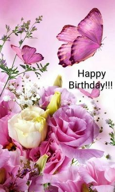 Happy Birthday Flowers Wishes, Happy Birthday In Spanish, Happy Birthday Wishes For Her, Birthday Celebration Quotes, Funny Happy Birthday Images, Beautiful Birthday Wishes, Happy Birthday Wishes Cards, Happy Anniversary Wishes, Birthday Sentiments