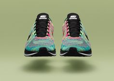 "Nike Flyknit Racer - ""Multi-Color"" 