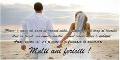Felicitari de casatorie, felicitari aniversare de casatorie! Happy Anniversary, Happy Birthday, Movie Posters, Facebook, Nice, Weddings, Simple, Tattoo, Quote