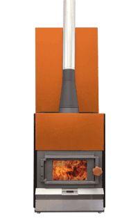 Orange Pyroclassic fire