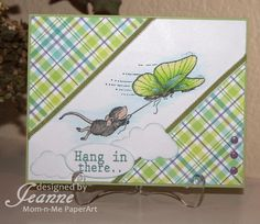 Hang in There! by Penny627 - Cards and Paper Crafts at Splitcoaststampers