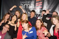 The San Diego AMA wouldn't be alive with great marketing without our incredible board members!