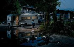 Gregory Crewdson twilight photos