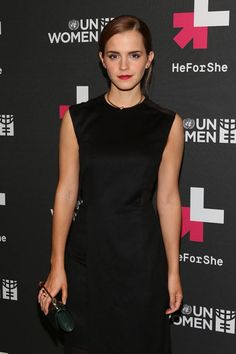 Emma Watson takes a big stance on gender equality as UN Women Goodwill Ambassador, watch the video here!  +++