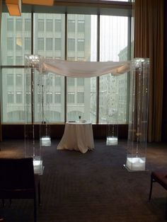 The Chuppah.  To view our entire selection, please visit us at www.starflor.com  #flowers #events #decor #wedding #chuppah #trumpsoho