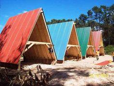 Cabins simple solar homesteading cabin fever - Construccion de cabanas de madera ...