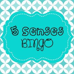 This fun BINGO activity helps students use their five senses. There are tons of options for how to use this activity! You can do a nature walk, make observations in the classroom, use it as a worksheet. Students can draw and/or write their observations in the boxes as they find them.