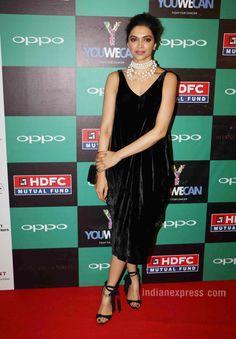 Deepika Padukone at a fashion event by Yuvraj Singh. #Bollywood #Fashion #Style #Beauty #Hot #Sexy