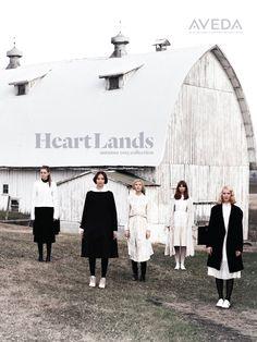 Aveda Autumn / Winter 2013 | Heart Lands Collection