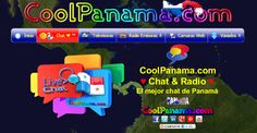 New navigation menu of our site CoolPanama.com
