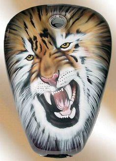 Airbrush, Design, Animals, Air Brush Machine, Animales, Animaux, Design Comics, Animal, Animais