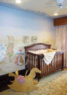 Beatrix Potter Nursery Decor Beatrix Potter Themed