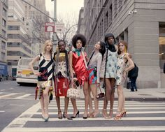 CR Fashionbookpresents six trans women who present their story.   Haize says:     I use my art to tell my stories about life as a trans girl, as a black person, as everything that I am, but I use a mythogical context to buffer it. I didn't grow up a boy and then suddenly one day think 'I want to be a girl.' It was more that I'm a really androgynous person with a really androgynous body and felt liberated being in a place of neutrality. As I matured, I felt too solidified as a man, so I…