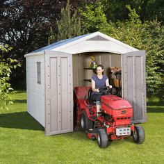 Costco UK - Keter Factor 8 x 11ft Shed