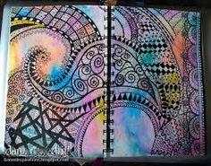 Image result for zentangle art