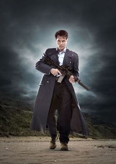 The actor played the immortal Captain Jack Harkness in the BBC spin-off from Doctor Who
