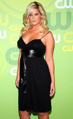 "The first ""juicy booty"" ANTM winner, Whitney Thompson. She's stunning!"