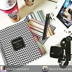 O Daily Planner da Martinha ficou lindo! Para ter um 2016 fantástico... Compre online - www.paperview.com.br • Receba em casa #meudailyplanner #planner2016 #dailyplanner #loveplanner #organização #feitoamao #trend