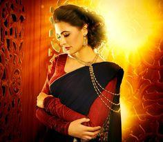 Nargis-Fakhri-photoshoot-for-Damas-Diwali-Collection