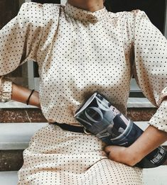 In vogue we trust ✌ What about you? Vogue Us, Trust, Outfits, Suits, Kleding, Outfit, Outfit Posts, Clothes