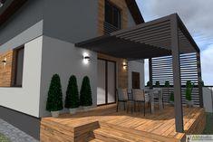 Lanai Patio, Pergola Patio, Backyard, Modern Patio Design, Outdoor Kitchen Design, Home Garden Design, Yard Design, Landscaping Retaining Walls, Cedar Homes